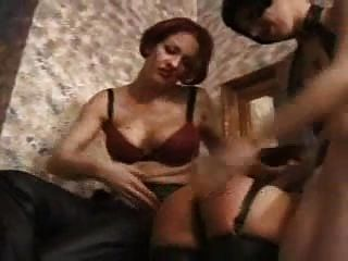 Two cfnm femdon sluts blowing dude 9