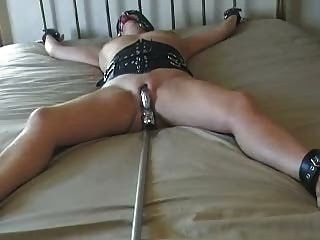 Tracyd In Bondage