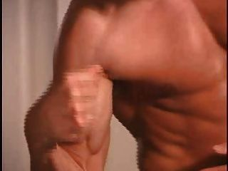 Hot Hunk Male Strip And Wank
