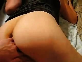 Hot Fingerjob In Ass And Pussy, Bbw-orgasm