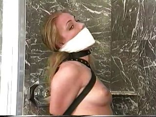Jacqueline Lovell - Bondage In The Bathroom