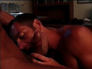 Blonde Guy Fuck With Her Boss