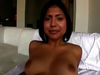 Pretty Latina Gets Worked Hard By Bbc
