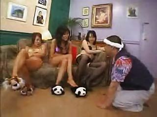 Japanese Girls Having Fun (1 Of 3)