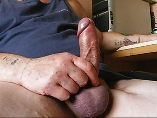 Stroking The Cock