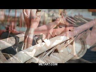 Metart Model Sasha J