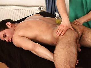 Massage Then Suck