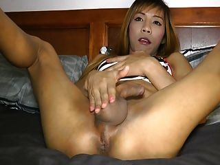 Asian Ladyboy-angie