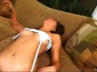 Cute Girl Takes Big Cock