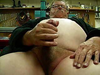 Mature Masturbation Cum