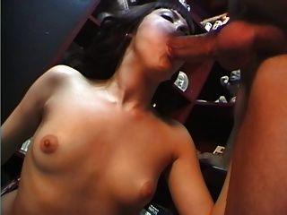 Foxy Lady Giving A Blowjob