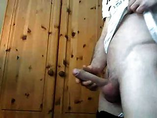 Throbbing Dripping Cock