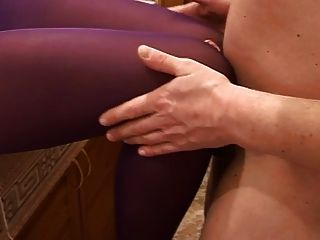 Christina Jolie - Sexy Stockings