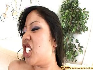 Asian Girl Big Ass Loves Big Black Cock For Interracial Sex