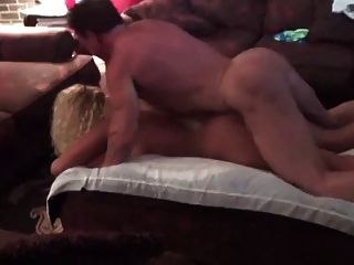 Muscle Butt Bull Bangs Hot Wife In Front Of Cuckold