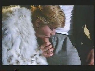 Carole Pierac In Fur Coat #2
