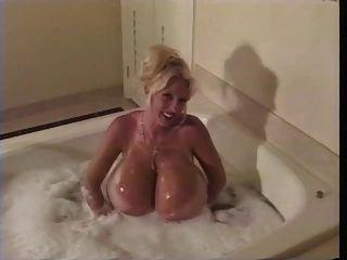 Warm Bath - Hot Woman.