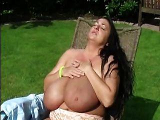 Huge Sabrina