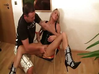 Hot Babe Fisted
