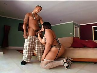 Bbw Redbone Bootylicious In Sexy Outfit Gettin Bbc