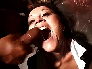 Mature Gutter Whore Gets Bbc In Every Hole Nasty