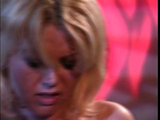 Big Tits Blonde Gets Her Tits Teased With Clothes Pegs
