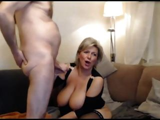 German Porn Stockings - German Blond Bbw Milf In Stockings And Boots Sucks And Fucks
