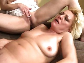 Old Tits Love Young Pussy