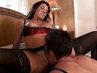 Dirtytalking Wife, Cuckolding Her Husband