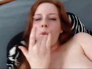 Redhead Rosemary Fuck Machine Webcam