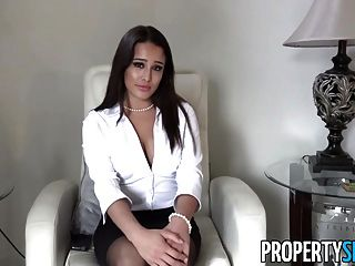 Propertysex - Realtor Revenge Sex Video With Lucky Client