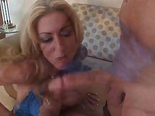Mature Big Tits Long Legs Fucks Like Cougar(top Mature)