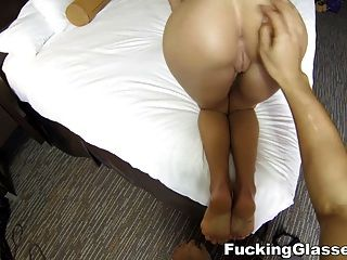 Ficking Glasses - Her Pussy Is A Magic Place