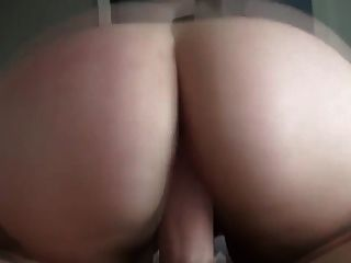 Chubby Blonde With Huge Ass And Tits