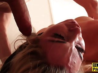 Brit Bdsm Sub Dominated While Squirting