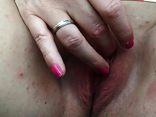 Slut Play Along The Way - With A Great Handjob