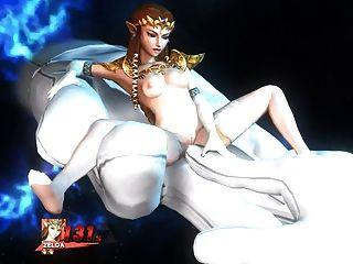 Zelda 3d Sex Compilation (the Legend Of Zelda) (nintendo)