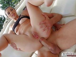 All Internal Tiffany Doll Anal Cumshot Action