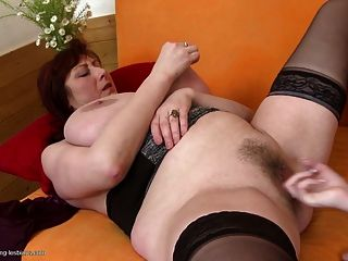 Mature Moms Lick And Fuck Beautiful Girls