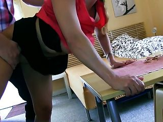 Berliner Blondine Mit Groben Titten