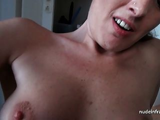 French Slut Hard Sodomized Gangbanged And Facialized