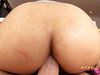 Pervcity Eva Latina Ass Fucking
