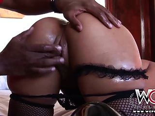 Wcp Club Gorgeous Brazilian Tight Asshole Anal With A Bbc