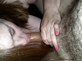 Amateur Babe Amazing Suck And Swallow