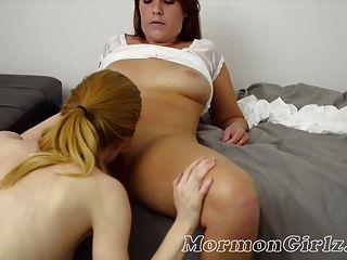 Sexy Mormons Show Their Mormon Tits