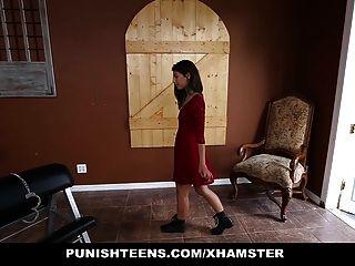 Punishteens - Petite Teen Dominated And Fucked Hard