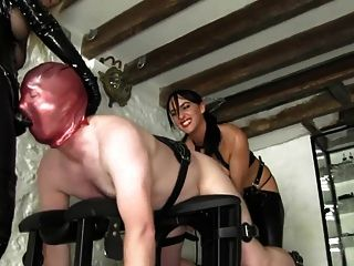 Mistresses Use Their Slave