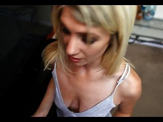 Down Blouse Housewife
