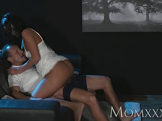 Mom Nympho Sex Demon Exorcised With A Good Hard Fucking