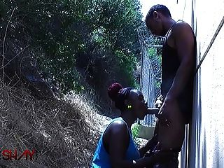 Outdoor Fuck And Swallow Preview